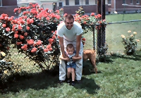 Unknown Midwestern Family (Jim & Craig)